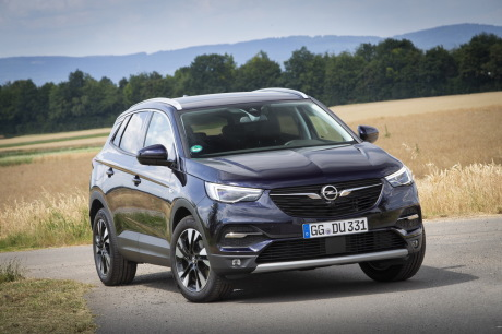 essai opel grandland x notre avis sur le 1 5 ecotec diesel 130 ch l 39 argus. Black Bedroom Furniture Sets. Home Design Ideas