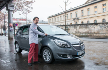 opel meriva vs opel crossland x changement de cap chez opel l 39 argus. Black Bedroom Furniture Sets. Home Design Ideas