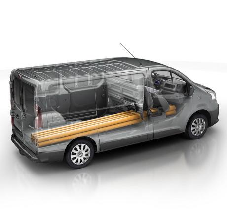 Pièces détachées en ligne pour FIAT TALENTO Camionnette 290