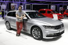Mercedes C-class station wagon