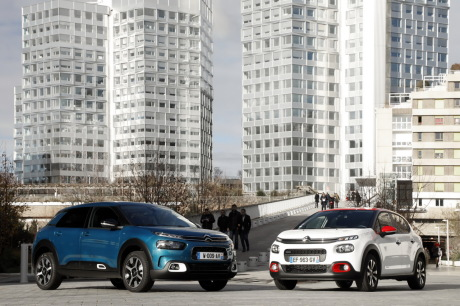 Citroën C4 Cactus (our opinion on reliability: average) Citroën C3 (our opinion on reliability: good)