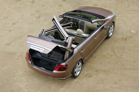 heuliez macarena 2006 la peugeot 407 cc oubli e l 39 argus. Black Bedroom Furniture Sets. Home Design Ideas