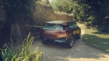 BMW Vision iNext 2021 SUV électrique ix5