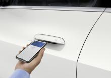 BMW i4 2021 Smart-Display
