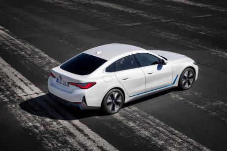 Vorstellung des BMW i4 2021 edrive40