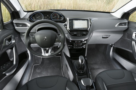 essai peugeot 2008 bluehdi 100 le diesel toujours dans le coup l 39 argus. Black Bedroom Furniture Sets. Home Design Ideas