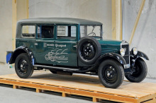 French collection car before 1950