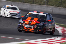 Peugeot 208 Racing Cup New Team COmpetition