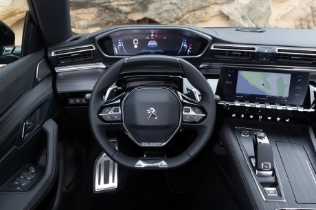 Peugeot 508 SW GT PureTech 225 test