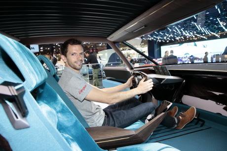 peugeot e legend star incontest e du mondial de l 39 auto de paris l 39 argus. Black Bedroom Furniture Sets. Home Design Ideas