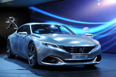 Salon de gen ve 2015 10 concept car par s pour la s rie l 39 argus - Salon de l auto paris 2017 date ...
