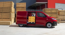 The future Opel Vivaro will be similar to the Citroën Expert, except at the front end.