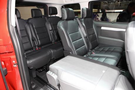 prix peugeot traveller les tarifs du nouveau van traveller l 39 argus. Black Bedroom Furniture Sets. Home Design Ideas