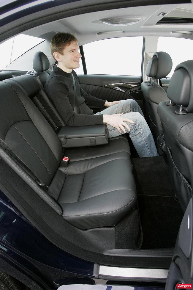 Mercedes Benz Classe E Iii W211 Vie 224 Bord