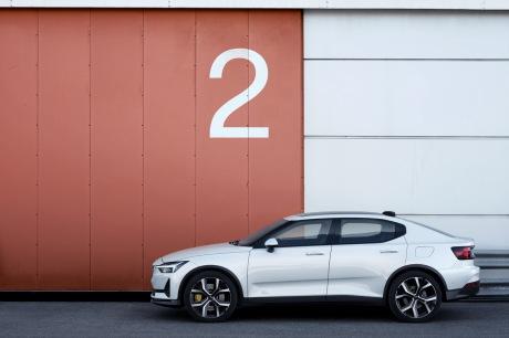 Polestar 2 : la Tesla de Volvo (2019)