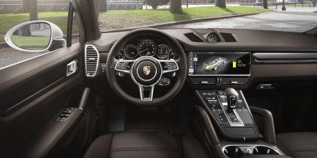 Porsche Cayenne Hybride 2018 Nouvelle R 233 F 233 Rence L Argus