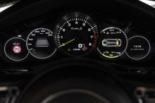 Console Centrale Porsche Cayenne Turbo S E-Hybrid 2019