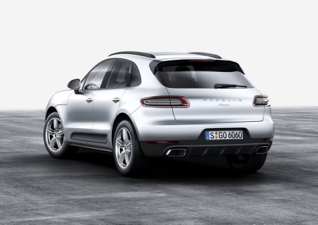 le porsche macan go te au moteur 4 cylindres l 39 argus. Black Bedroom Furniture Sets. Home Design Ideas