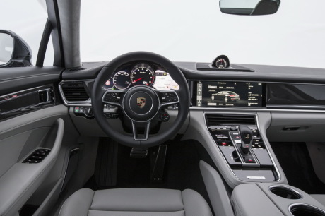 porsche panamera 2 prix et premi res infos sur la nouvelle panamera l 39 argus. Black Bedroom Furniture Sets. Home Design Ideas