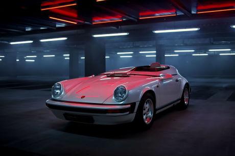 Porsche 911 Speedster Clubsport