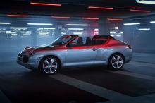 Porsche Cayenne Convertible