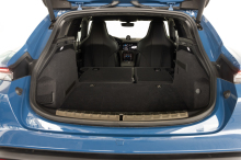 cross turismo volume interieur