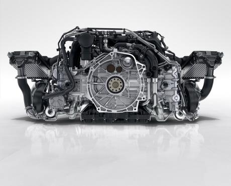 nouvelle porsche 911 2016 la 911 restyl e met le turbo l 39 argus. Black Bedroom Furniture Sets. Home Design Ideas