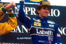 Alain Prost Williams