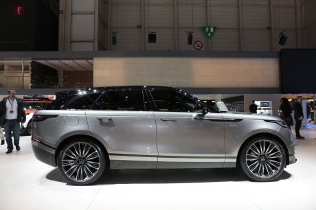 range rover velar le match face aux suv sportifs l 39 argus. Black Bedroom Furniture Sets. Home Design Ideas