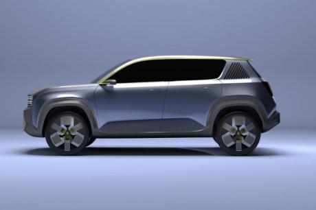 Renault 4 Prototype 2021