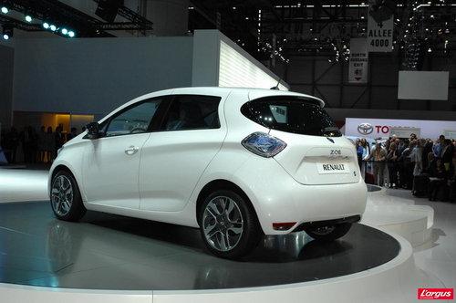 Renault zoe bient t en vente libre salon de gen ve 2012 - Location zoe electrique ...