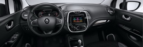 tarifs renault captur 2016 des modifications int rieures l 39 argus. Black Bedroom Furniture Sets. Home Design Ideas