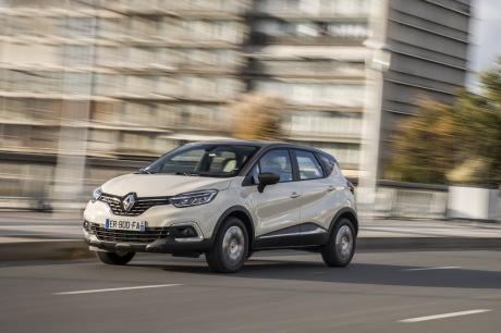 A conduire le captur toujours dans le coup l 39 argus for Renault orleans garage