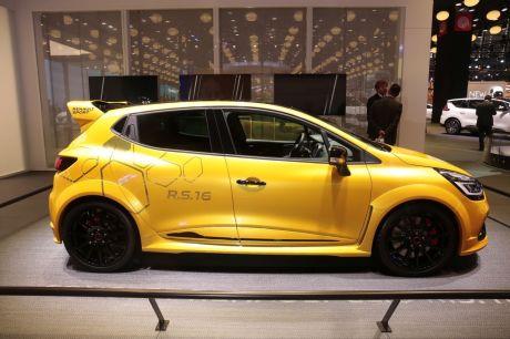 Officiel : la Renault Clio RS16 ne verra pas le jour en série