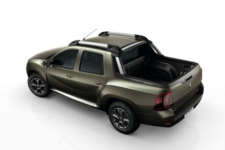 Dacia pick up 4×4