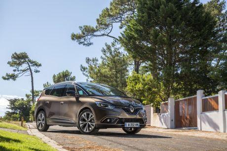 Essai Renault Grand Scenic 4 Le Test Du Nouveau Scenic A 7 Places