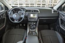 Le renault kadjar face ses concurrents l 39 argus for Interieur renault kadjar