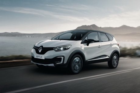 renault kaptur russe le captur restyl en filigrane. Black Bedroom Furniture Sets. Home Design Ideas