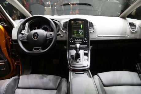 Renault Scenic 2016 Bienvenue A Bord Du Nouveau Scenic 4 L Argus
