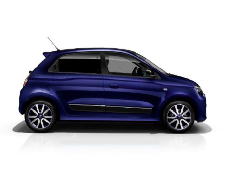 renault twingo cosmic une s rie limit e et automatis e l 39 argus. Black Bedroom Furniture Sets. Home Design Ideas