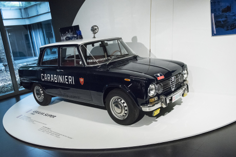 Alfa Romeo Giulia Super Carabinieri