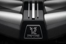 Rolls Royce Cullinan moteur V12