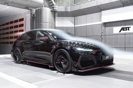 Audi RS6 Johann Abt Souffler