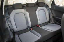 Seat Arona gris banquette