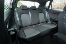 Seat Arona Xcellence blanc banquette