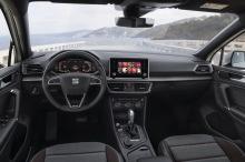 Seat Tarraco inside