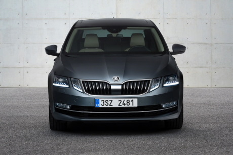 skoda octavia 2017 les infos sur l 39 octavia restyl e. Black Bedroom Furniture Sets. Home Design Ideas