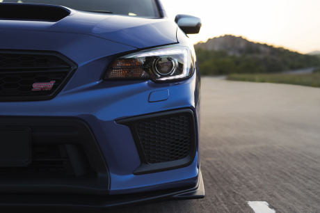 Subaru WRX STI Legend Edition : une série limitée pour finir en beauté