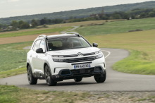 citroen c5 aircross suv compacts 2019