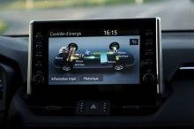 Suzuki touch screen